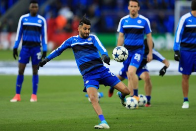 Leicester City : La presse anglaise encense Mahrez