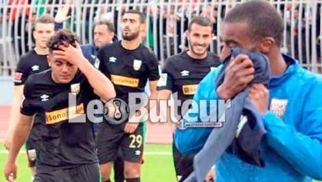 MCA/ Pris en photo en train de rire,  Djemaouni s'explique : «Voilà pourquoi je souriais après le match»