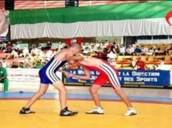 Championnats d`Afrique de lutte (1e j): 6 médailles dont 4 en or pour les Algériens