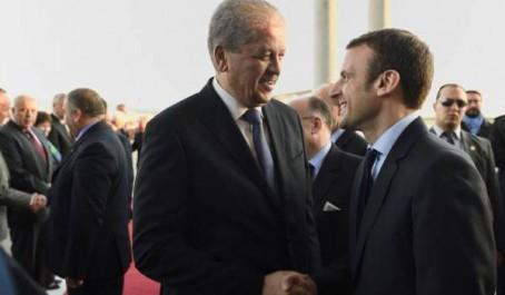 Macron, le candidat soutenu par l'Algérie en pôle position pour la présidentielle en France