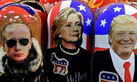 Moscou a tenté d'influencer des conseillers de Trump pendant l'élection, assure CNN