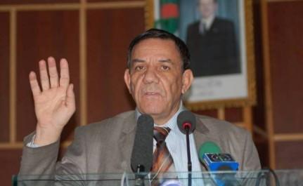 """Touati hier à Ghardaïa  et à Laghouat :  """"Votez même blanc"""""""
