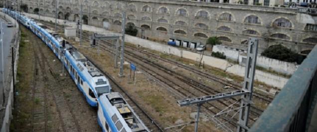 Transport ferroviaire: perturbations sur la ligne El-Harrach/El-Affroun à partir de mercredi (SNTF)