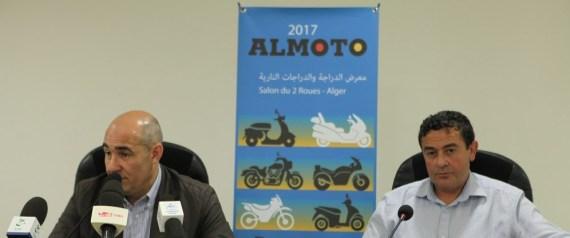 Le Salon des 2 roues d'Alger se tiendra à Riadh El Feth du 16 au 20 mai prochain