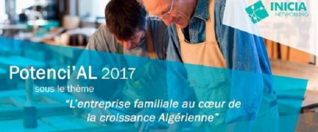 Conférence sur le potentiel de l'entreprise familiale en Algérie