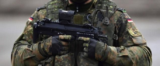 Il préparait un attentat: Un soldat allemand «xénophobe» arrêté a prétendu être un réfugié syrien