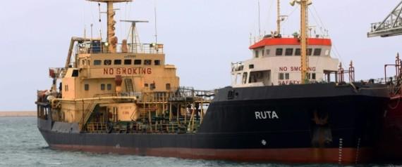 Libye: deux pétroliers et leurs cargaisons illégales saisis
