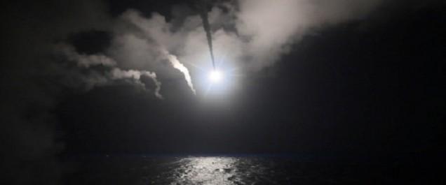 Les Américains bombardent une base aérienne syrienne