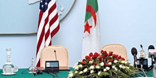 Nécessité d'encourager le partenariat algéro-américain dans différents secteurs
