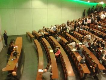 Accueil spécial des étudiants de l'IEP Rennes à l'ambassadrice d'Israël en France