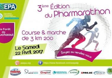 Pharmarathon: Courons pour la bonne cause
