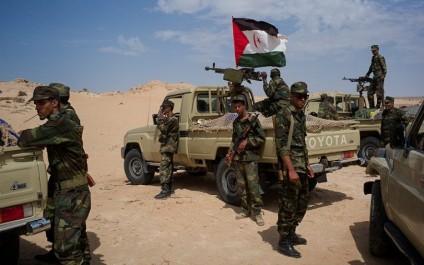 Sahara occidental : le Front Polisario retire des troupes d'El Guerguerat