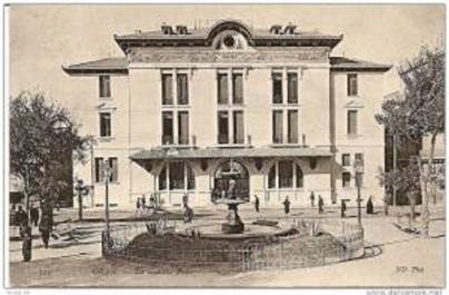 Cela s'est passé un 5 Avril 1949, des éléments de l'OS effectuent un hold-up à la poste d'Oran