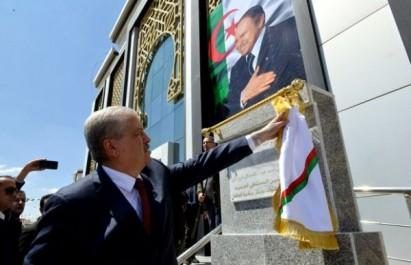 Sellal inaugure un hôpital de 240 lits à Djelfa