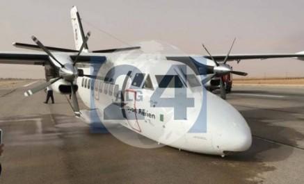 Non, il n'y a pas eu de crash à l'aéroport de Hassi Messaoud