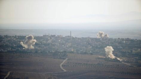 Le bombardement israélien d'un camp militaire en Syrie fait trois morts