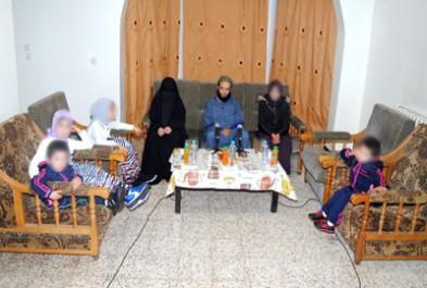Vidéo : un terroriste et sa famille capturé à Skikda