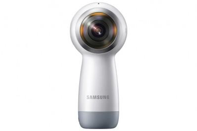 Samsung lance une nouvelle Gear 360 qui permet de créer des vidéos 4K et du contenu en 360°