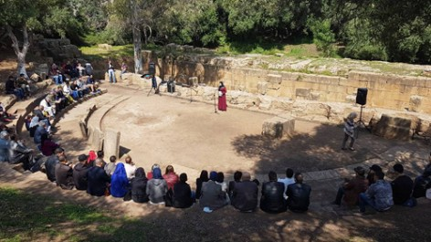 L'Aarc organise la 4e édition de «Tipasa des poètes» au théâtre romain