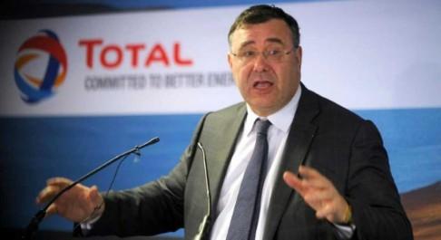 Le PDG de Total n'exclut pas une rechute du prix du pétrole