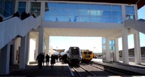 La ligne ferroviaire Saïda- Sidi Bel Abbès est entrée en service