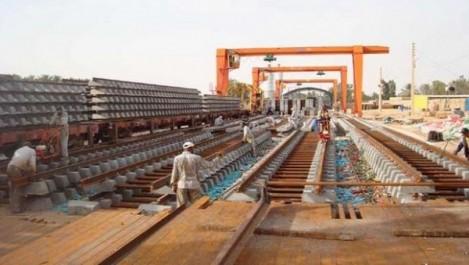 Réception prochaine de trois nouvelles lignes ferroviaires