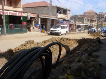 Gaz de ville dans la wilaya de Tizi  Ouzou: 160 oppositions bloquent les chantiers