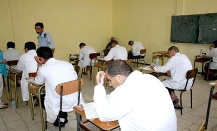 Examens d'attestation de niveau: plus de 34.000 détenus ont entamé les épreuves dans de bonnes conditions