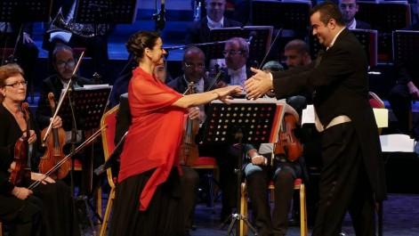 Festival culturel européen en Algérie: La musique lyrique rencontre un franc succès auprès des Algérois