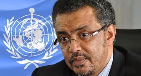L'Ethiopien Tedros Adhanom Ghebreyesus élu nouveau DG de l'OMS