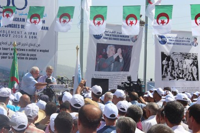 Election du président de l'APN : Le FFS boycotte
