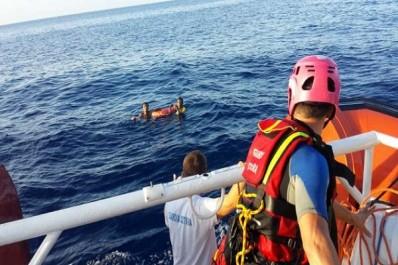 14 harraga sauvés d'une mort certaine au large de la Sardaigne