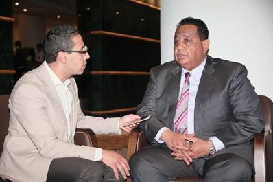 Ibrahim Ghandour: «Haftar doit cesser d'armer les rebelles de Darfour»