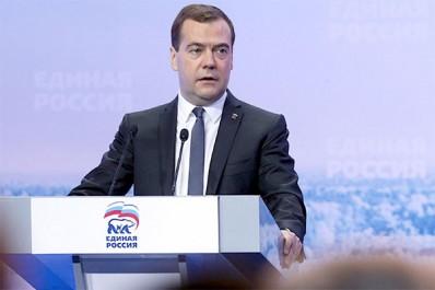 Medvedev prochainement à Alger