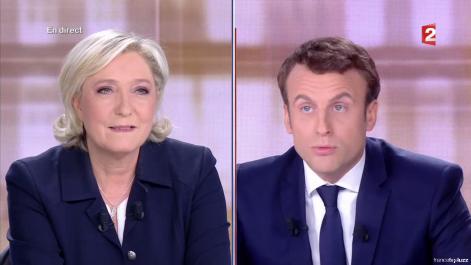 Dix-neuf intox de Marine Le Pen dans son débat avec Emmanuel Macron