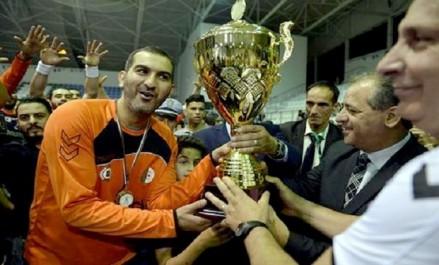 Handball/Coupe d'Algérie (finale): le GS Pétroliers bat l'ES Ain Touta 28-21 et s'adjuge le trophée
