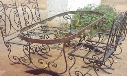 Attrait grandissant pour la ferronnerie d'art à Alger