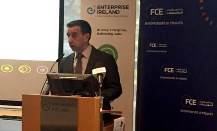 FCE: pour un partenariat approfondi entre Alger et Dublin