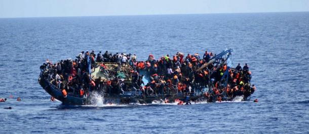Le drame des migrants et des réfugiés continue en méditerranée: Environ 6 000 personnes secourues en deux jours