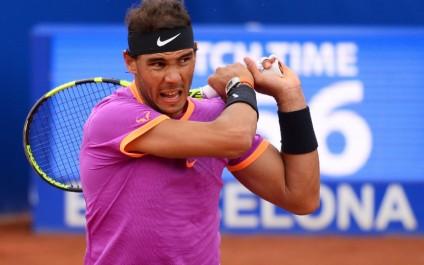 Tennis : Masters 1000 de Madrid Nadal, une «otite» mais «une bonne dynamique»