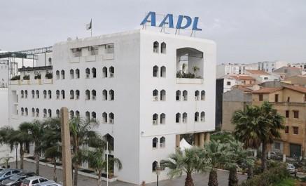 AADL1: Le programme de distrubution des logements  dans 5 wilayas