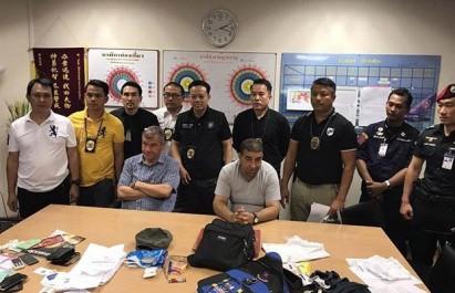 Deux algériens arrêtés à l'aéroport de Bangkok