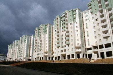 Mostaganem: Distribution de 640 logements de type AADL 2