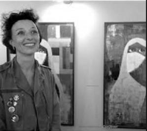Entretien avec l'artiste française Alexandra Gillet La fascination du haïk