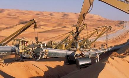 Algérie: un gazoduc de 536 km inauguré à Illizi