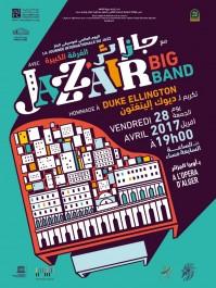 Hommage à Duke Ellington sous la baguette de Rémi Dumoulin à Alger: «Jazzaïr Big Band» célèbre avec brio la journée internationale du jazz