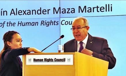 L'Algérie récuse l'uniformité des droits de l'homme