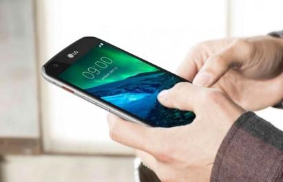 LG dévoile X VENTURE, un smartphone avec la norme IP68, résistant aux chocs