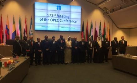 Pétrole: L'accord OPEP et Non-OPEP  prolongé de 9 mois