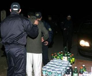Mechtras: Des bars clandestins fermés